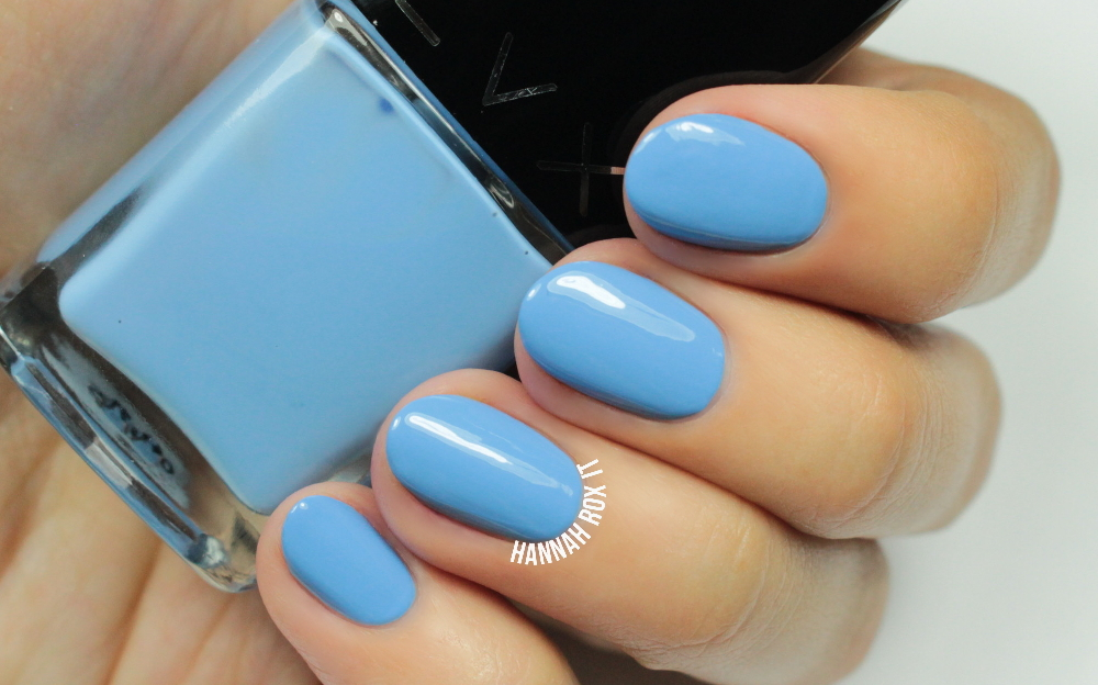 LVX Summer 2015 – Review & Swatches – Hannah Rox It