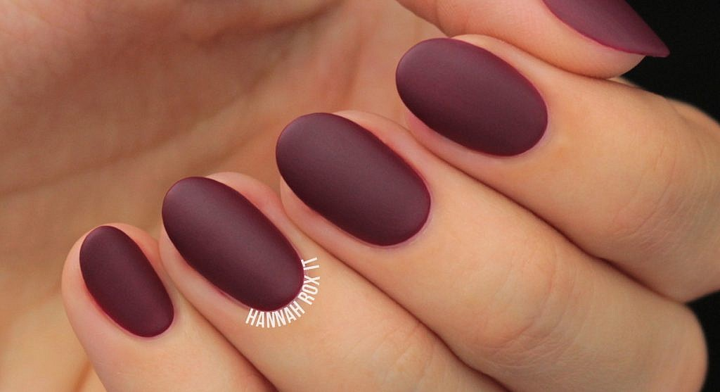 How To Get The Perfect Matte Manicure!