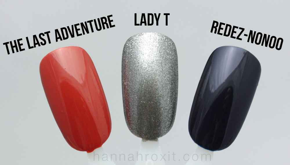 Sally Hansen Misha Nonoo Fall 2015 Nail Collection