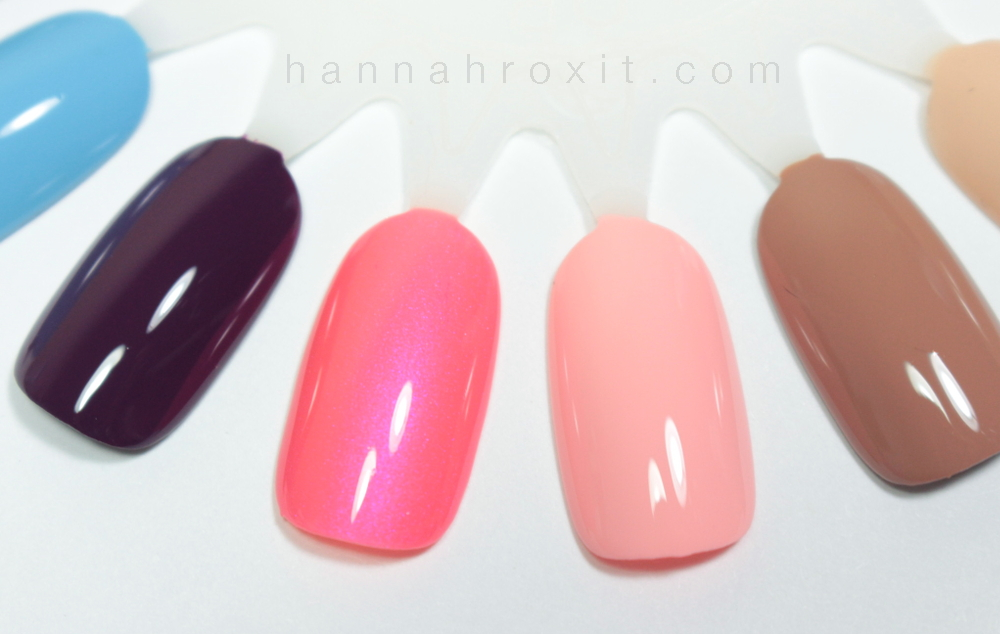 Habit Cosmetics Polish Review & Swatches