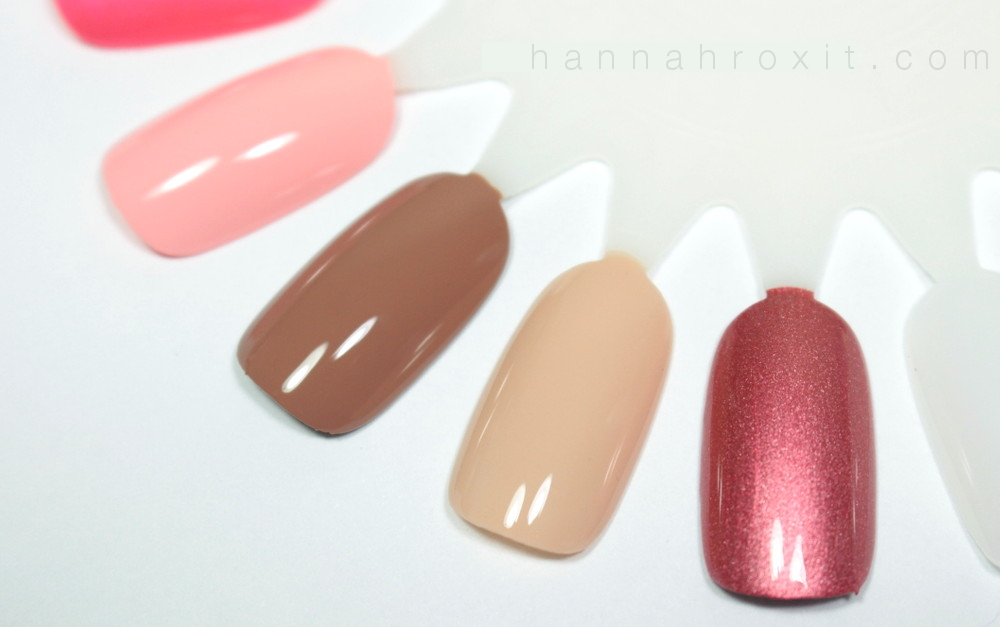 Habit Cosmetics Polish Review & Swatches