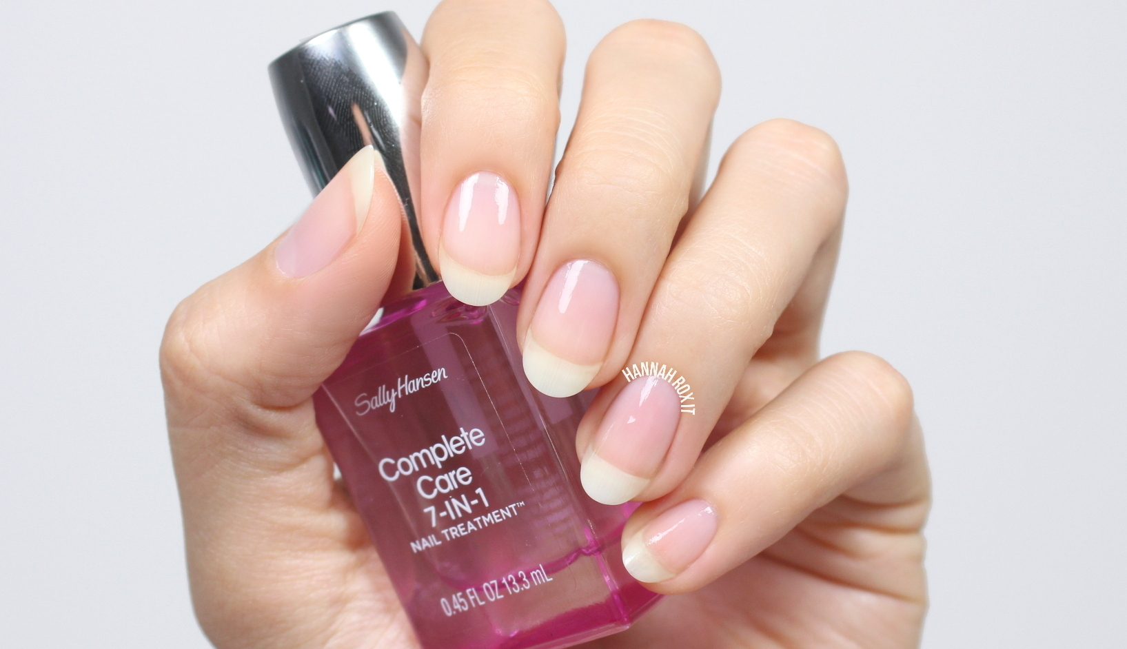 Sally Hansen Complete Care 7-in-1 Review – Hannah Rox It