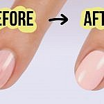 How To Fix Brush Strokes & Streaky Nail Polish